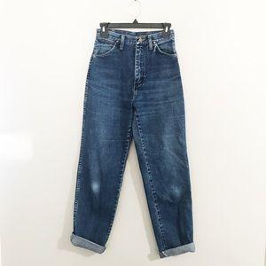 "Vintage Wrangler High Waisted ""Mom""Jeans"